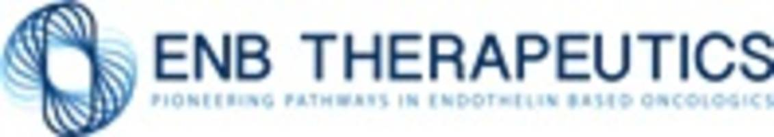 ENB Therapeutics Closes Series A Round of Funding