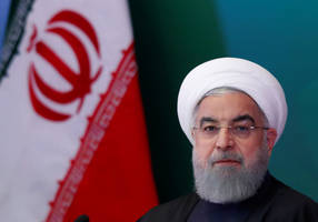 iran asks u.n. to condemn israeli nuclear power following airstrike