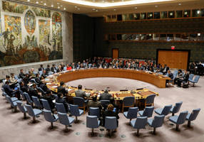 watch live: un security council debate on israeli-palestinian conflict, gaza and settlements