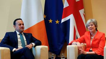 Brexit: EU leaders warn time is running out for a deal