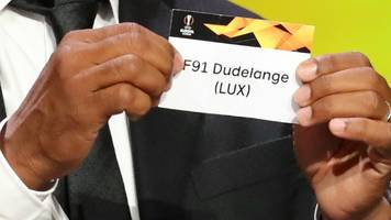 f91 dudelange v ac milan: 'sensational' europa league debut campaign for luxembourg champions