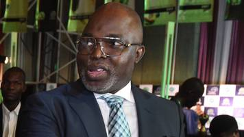 Amaju Pinnick retains post as president of the Nigeria Football Federation
