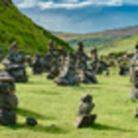 Scotland: Skye locals' sentiment stacks up against Fairy Glen tourist stone pile cairns