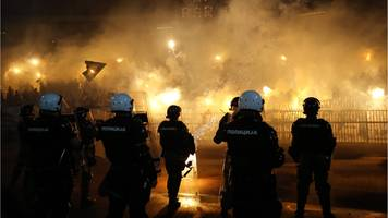 the belgrade rivalry that divides serbia