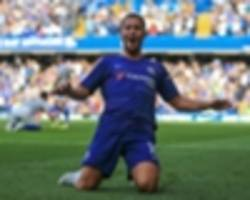 'It's obvious' - Hazard up there with Messi & Ronaldo, says Pedro