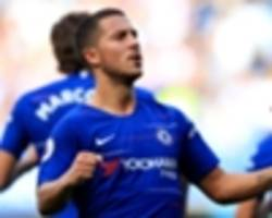 'hazard still not at his best' – zola expecting even more from chelsea talisman