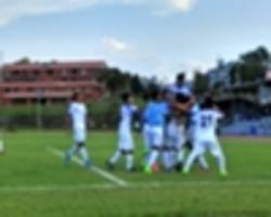 india u-16's bekey oram: aiff's exposure tours have helped us up our level