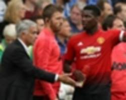 mourinho: pogba's world cup victory has helped united find momentum