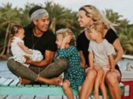 'bucket list family' settle down in hawaii after three years of traveling the globe