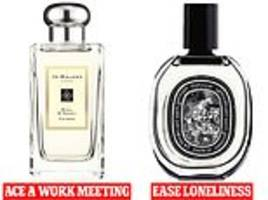 how your perfume can help you get what you want in any situation