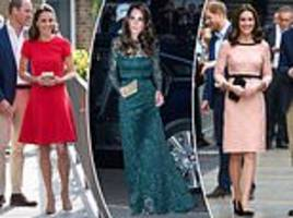 kate middleton's magic touch sends her favourite brands' sales soaring, but has also been a curse