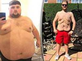 obese man is using instagram to crowdfund surgery to remove his loose skin