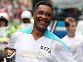 former boxer michael watson reveals he has suffered a series of life threatening seizures