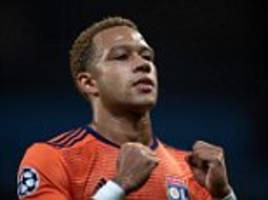 hot or not: memphis depay finally puts in a good display in manchester