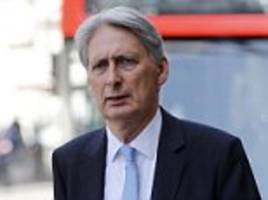 uk government borrowing worse than expected as hammond prepares for the budget