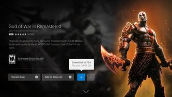 PlayStation 4 owners can now download full games, including PS2 titles, from the PlayStation Now streaming service — just like the Xbox Game Pass