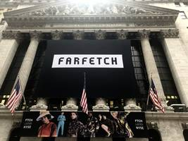 farfetch prices its ipo at $20 a share