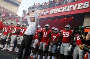 meyer's back, but no. 4 buckeyes managed fine without him