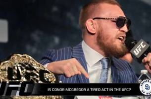 Do you love or hate Conor McGregor's trash talking?