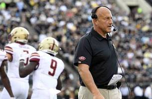 No. 23 Boston College hoping to stay perfect at Purdue