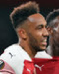 Arsenal ace Pierre-Emerick Aubameyang draws Thierry Henry comparisons after strong game