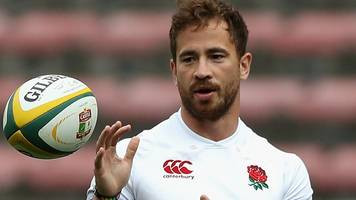 Dropped England fly-half Cipriani pays for 0.5% of doubt - Dawson