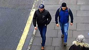 Mission implausible: Russians mock improbable spy duo
