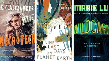 The Best in Sci-Fi Books This Week (9/21/18)