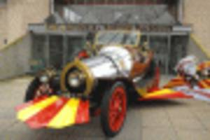 Relive your childhood by celebrating 50th anniversary of Chitty Chitty Bang Bang