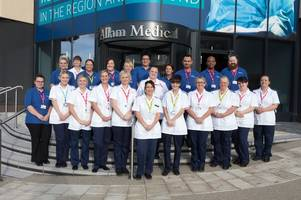 you can become nurse in hull without having a degree - and get paid at the same time