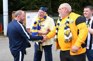 'fa cup has been good to me', says torquay united's gary johnson