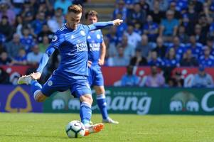 james maddison shows how to take the perfect free-kick