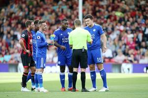 leicester city made to watch video nasties of bournemouth defeat