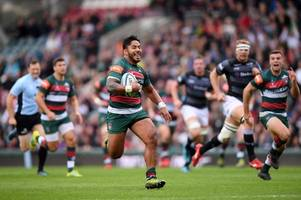 Leicester Tigers Manu Tuilagi is fit and firing again - and that is good news for everyone