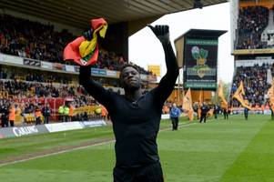 it's lovely to have him - darren moore reveals west brom transfer target