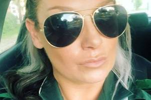 tributes to much-loved west midlands ambulance service paramedic kelly davis