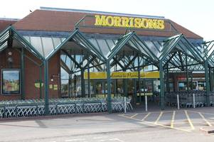 all we know after blood was spilled in a morrisons supermarket in gloucestershire during mass fight