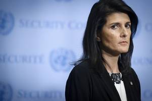 nikki haley accuses new york times of releasing an incorrect story