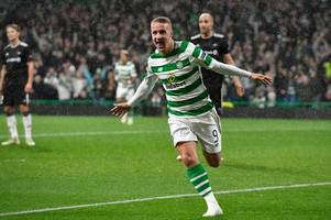 Brendan Rodgers hails Celtic hero Leigh Griffiths for putting personal problems behind him to star for Hoops