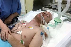 jeremy hunt can be a lifesaver if he takes incapacitated charles mclaughlin home