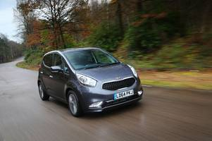kia venga 3 1.6 123bhp auto review – supermini wins the space race