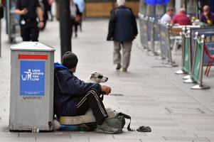 Homelessness charities criticise Welsh councils for supporting schemes that discourage people from giving directly to the homeless