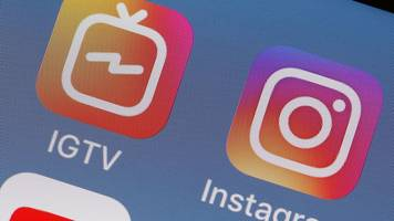 Instagram's IGTV recommended 'abusive' videos