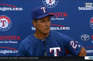 Don Wakamatsu: 'We want to finish out this season strong' | Rangers Live