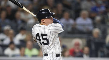 Luke Voit Gives Yankees Pair of Home Run Records on 1 Swing