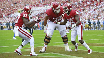 rock-paper-sooners: inside oklahoma's touchdown celebrations