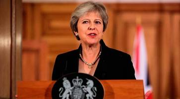 fears for a hard brexit grow after angry may slams eu's 'disrespect'