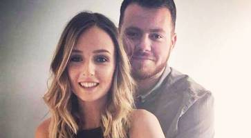 'he looks so peaceful now' - fiancee of storm ali victim