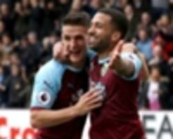 Burnley 4 Bournemouth 0: Rampant Clarets claim first Premier League win of the season