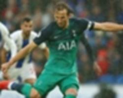Brighton and Hove Albion 1 Tottenham 2: Kane on target as Spurs issue firm response